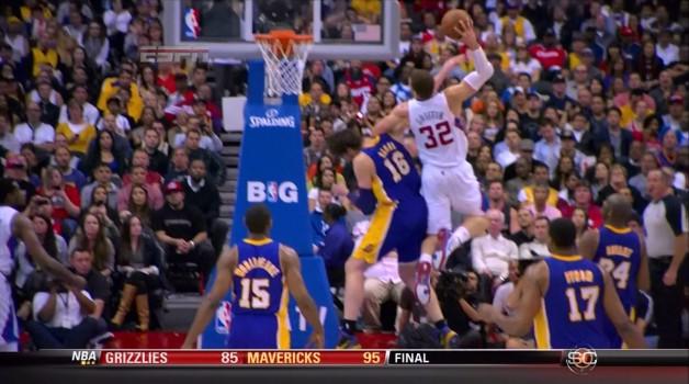 Top 10 des meilleurs dunks de 2012