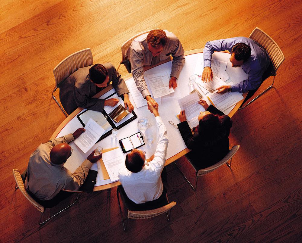 Exigez les équipements nécessaires dans votre salle de réunion