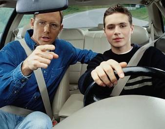 jeune conducteur