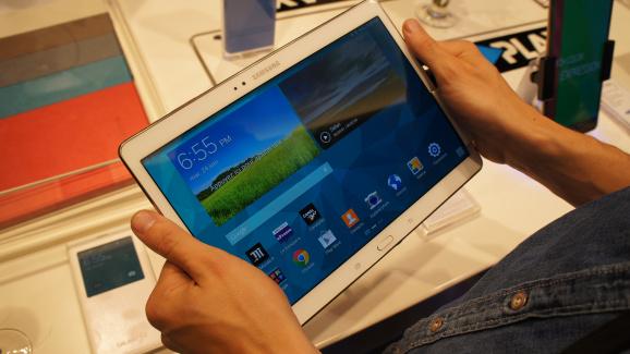 Tablette Samsung Tab S