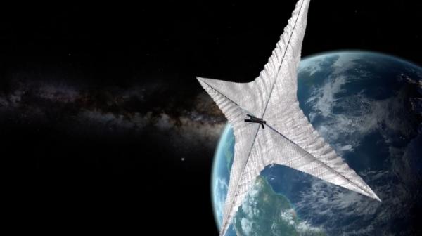Révolutionner le voyage spatial avec la voile solaire « Lightsail »