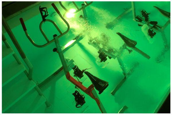 5 raisons de choisir l'aquabiking comme discipline sportive