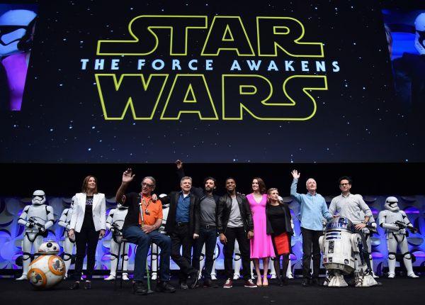 Retour en force de Star Wars au cinéma