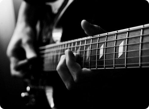 Les cordes de guitare de longue durée avec les Vapor Shield La Bella