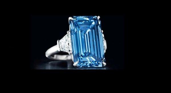 Bijoux de luxe: Pink Star détrôné par Oppenheimer Blue