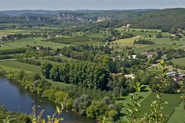 Dordogne Belvedere Domme