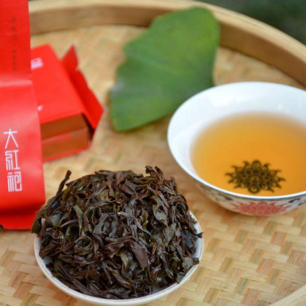 Da Hong Pao : le thé le plus cher du monde