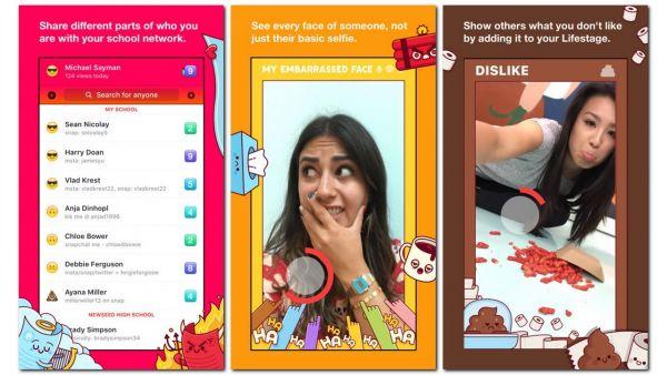 Facebook lance Lifestage, son nouveau réseau social pour les jeunes