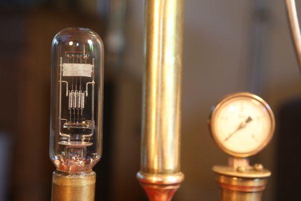 L'évolution de l'ampoule dans le temps