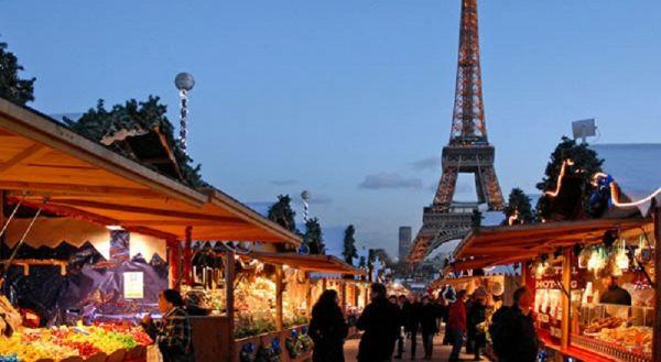Les marchés de Noël parisiens les plus originaux en 2016 !