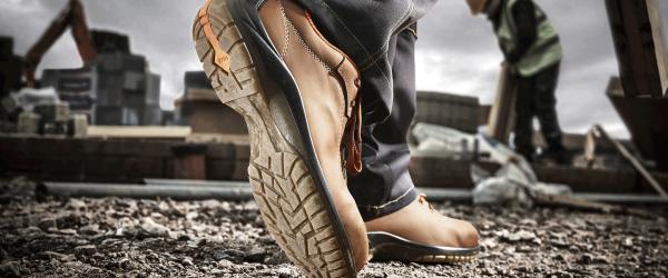chaussure de securite chantier