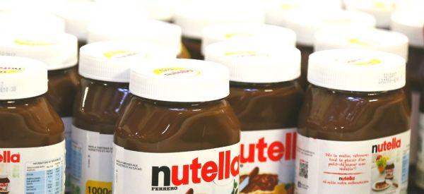 Polémique de la promo de Nutella chez Intermarché