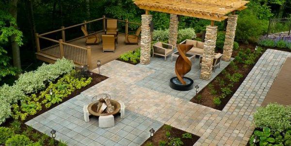 installer un jardin