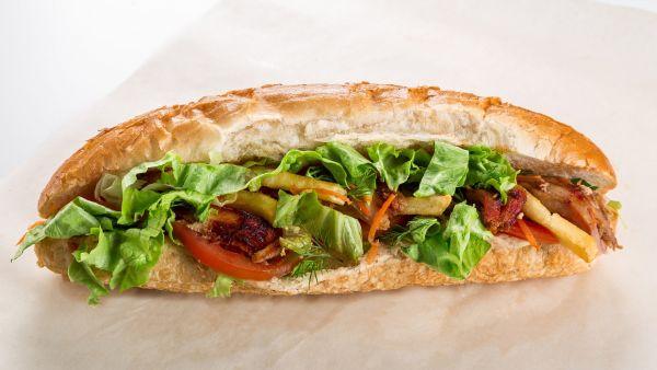 Voyagez grâce à ces sandwichs savoureux