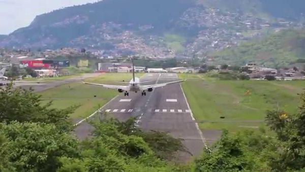 Aéroport de Toncontin