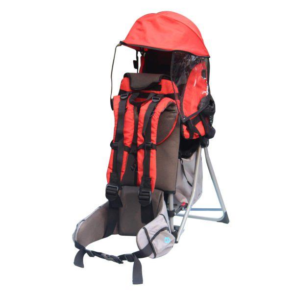 5 avantages d'adopter le porte-bébé pour les promenades