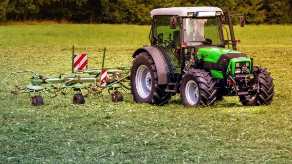 Pour le matériel agricole, faites confiance à l'expérience